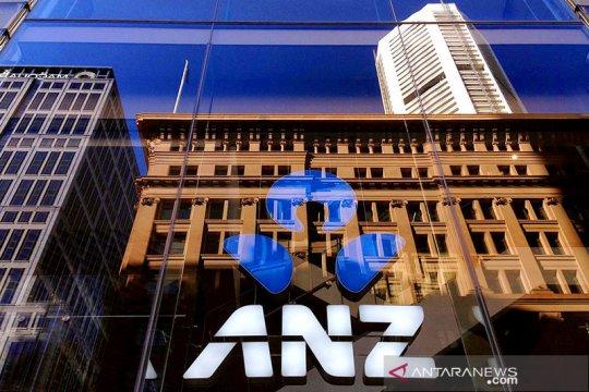 Saham Aussie dibuka melemah tipis, saham ANZ bank merosot 0,85 persen
