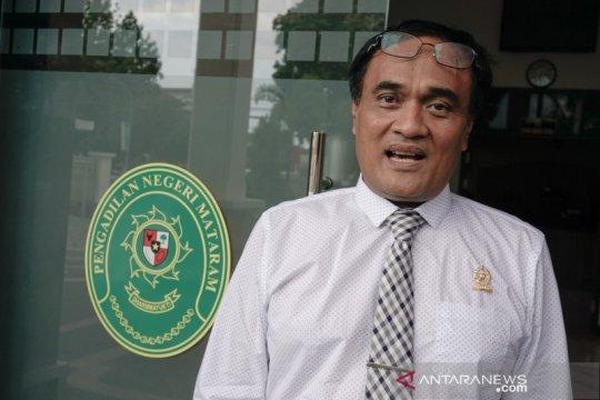 Pengadilan Mataram susun agenda persidangan korupsi sewa lahan menara