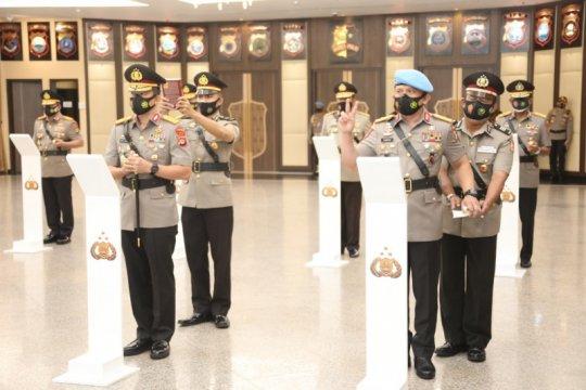 Kapolri resmi lantik Irjen Fadil Imran sebagai Kapolda Metro Jaya