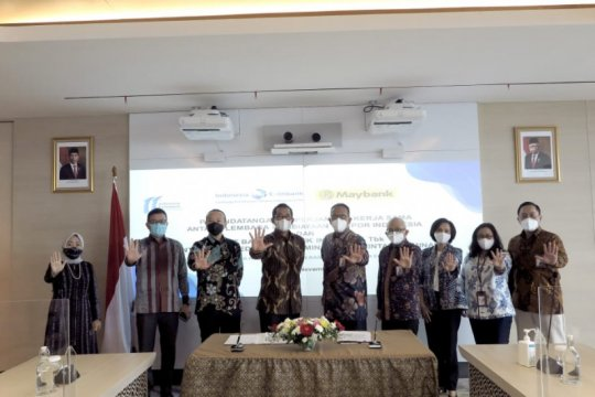 Melalui Program Jaminah, LPEI kembali kerja sama dengan empat bank