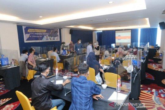 10 ribu relawan COVID-19 di tujuh kota se-Indonesia dilatih BNPB