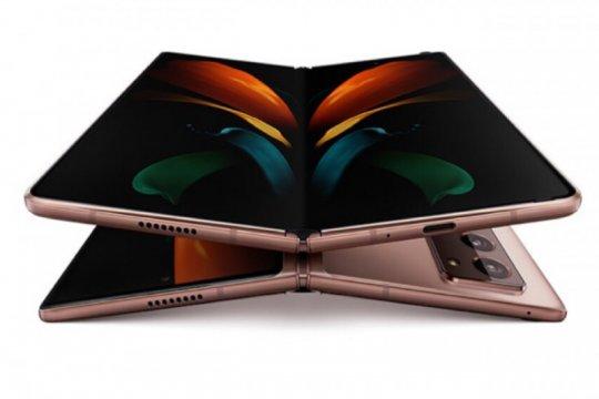 Galaxy Z Fold 3 punya kamera depan di bawah layar?