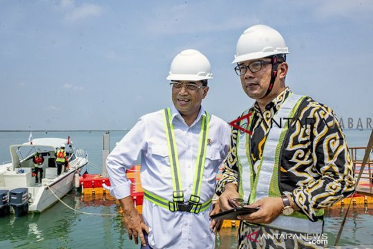 Menhub: Pelabuhan Patimban hidupkan perekonomian masyarakat sekitar