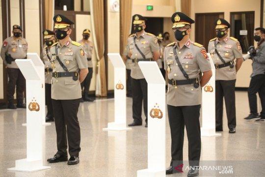 Irjen Pol A Rachmad Wibowo resmi jabat Kapolda Jambi
