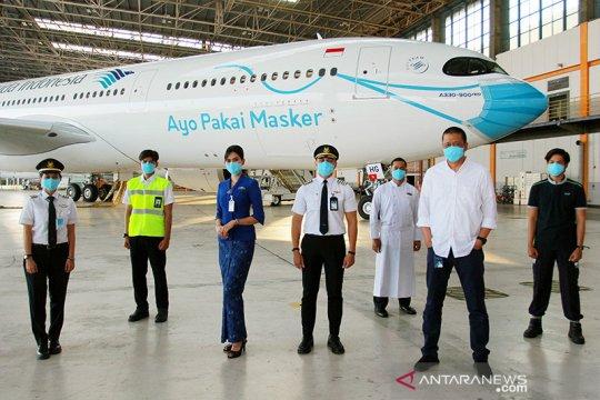 Garuda Indonesia harap dana talangan dorong kelangsungan maskapai