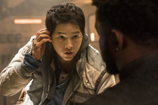 """Space Sweepers"", film baru dari Song Joong-ki"
