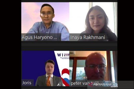 WINNER 2020 kolaborasi baru pendidikan dan riset Indonesia-Belanda