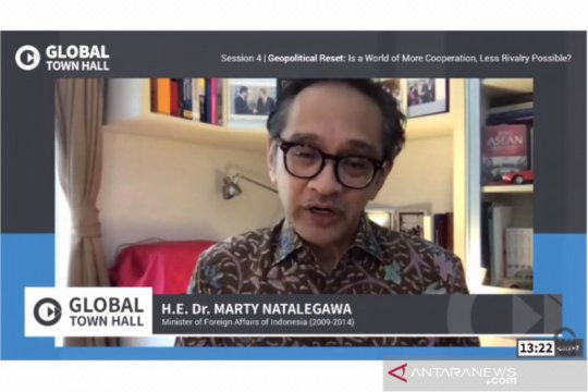 Marty: RCEP inisiatif ASEAN, meski terkesan didominasi China