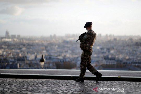 Prancis luncurkan investigasi atas bentrokan terkait kamp migran baru