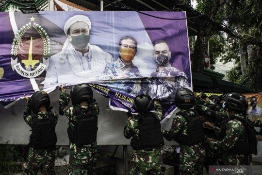 FPDIP dukung langkah penegakan hukum Kodam Jaya dan Polda Metro
