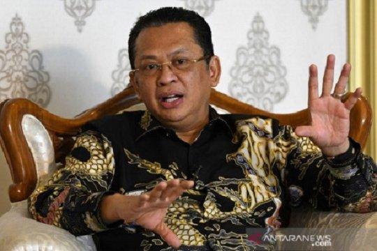 Ketua MPR: Sosialisasikan soal sanksi pidana bagi penolak tes COVID-19