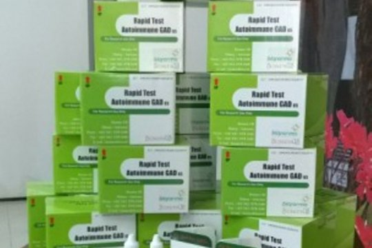 Universitas Brawijaya siap produksi kit pendeteksi diabetes