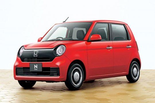 Honda mulai jual mobil mini N-ONE