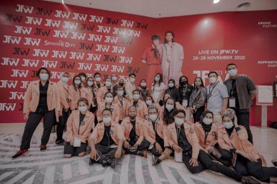 Mustika Ratu dukung pergelaran Jakarta Fashion Week 2021