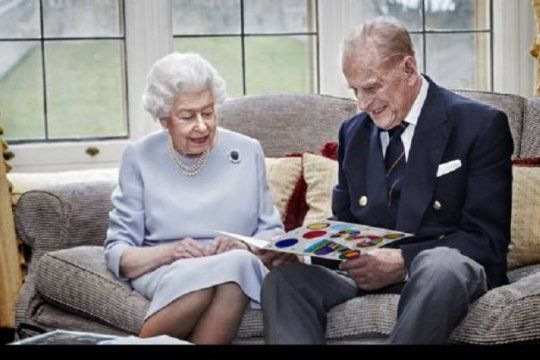 Warga Inggris diajak tanam pohon untuk peringati 70 tahun tahta Ratu
