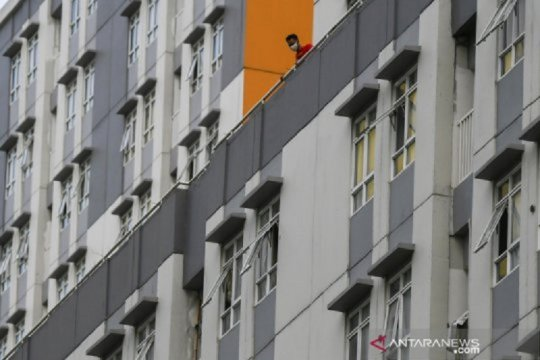 Pasien COVID-19 pengguna flat isolasi RSD Wisma Atlet berkurang