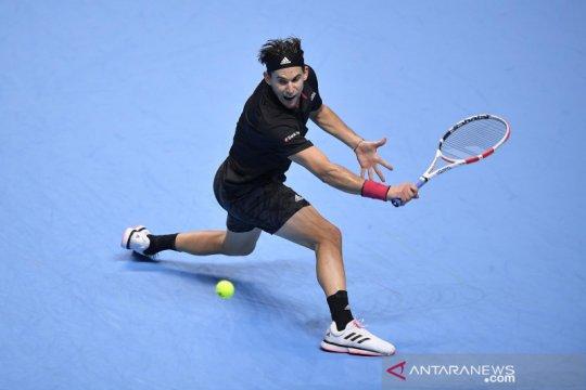 Thiem puas dengan permainannya di babak kedua Australian Open