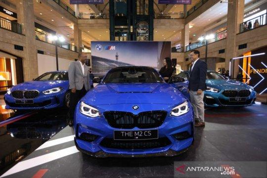 BMW Exhibition di Plaza Senayan hadirkan trio M Series, apa saja?