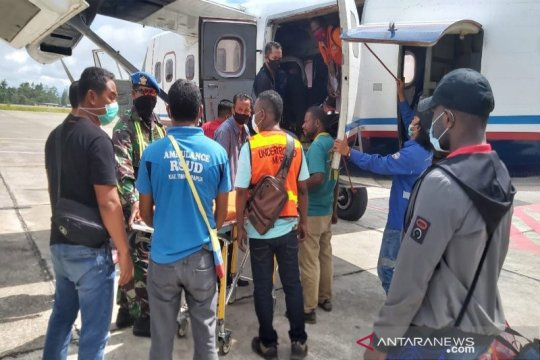 Kapolres Puncak: Jenazah korban penembakan belum dievakuasi dari TKP