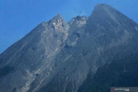 Gunung Merapi mengalami 59 kali gempa guguran