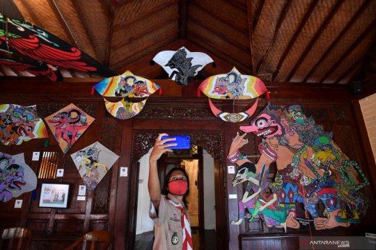 Museum Layang-layang Indonesia kembali terima kunjungan