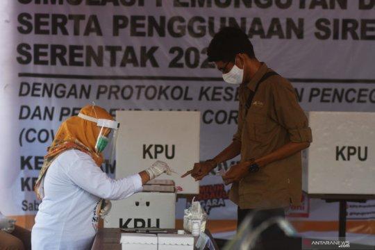 Pakar: Target partisipasi pemilih tinggi untuk kuatkan legitimasi