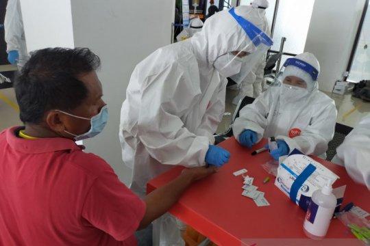 KKP Nunukan sebut tiga pekerja Indonesia dari Sabah reaktif COVID-19