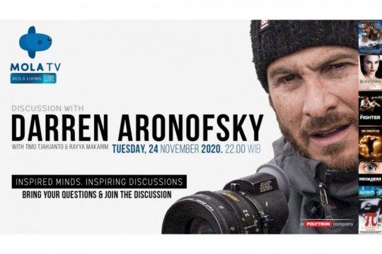Darren Aronofsky akan bicara sinema dengan Timo Tjahjanto