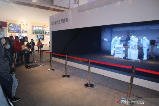Wuhan punya museum anti-COVID, dikunjungi 3.000 orang per hari