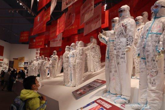 Museum Anti COVID-19 di Wuhan