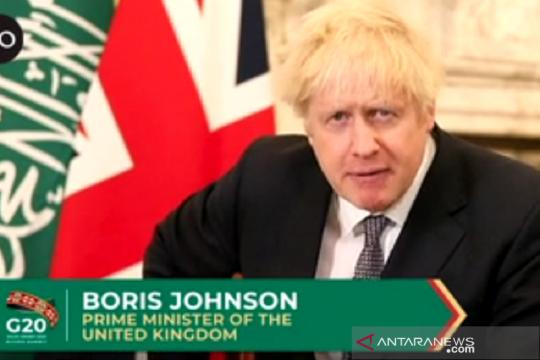 Inggris akan dorong G20 berperan aktif hadapi dampak perubahan iklim