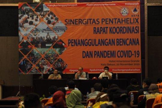 Indonesia CARE apresiasi PBI konsolidasi relawan