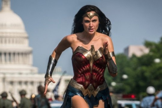 """Wonder Woman 1984"" tayang di China 18 Desember"