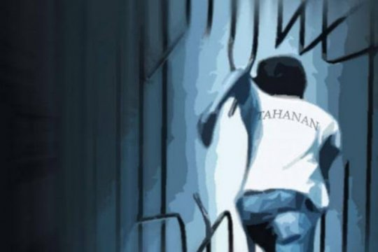 Berikut nama delapan tahanan yang kabur dari Polres Serdang Bedagai