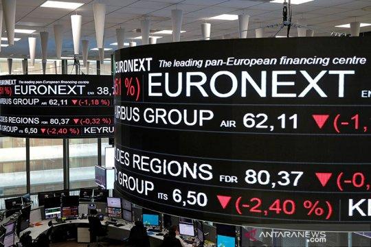 Saham Prancis balik melemah, indeks CAC 40 tergerus 0,15 persen