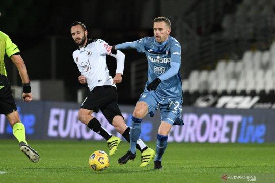 Atalanta kembali cuma dapat satu poin setelah main nirgol lawan Spezia