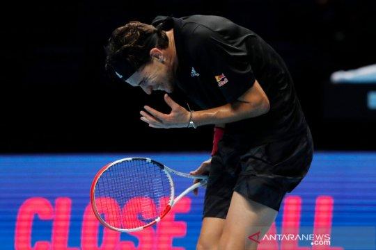 Thiem tetap targetkan menangi ATP Finals setelah musim 2020 yang ketat