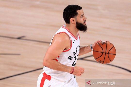 Raptors ikat Fred VanVleet dengan kontrak empat tahun