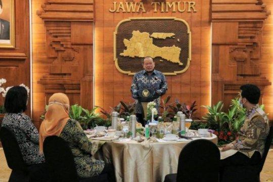 Ketua DPD puji Gubernur Khofifah berhasil hadapi pandemi COVID-19