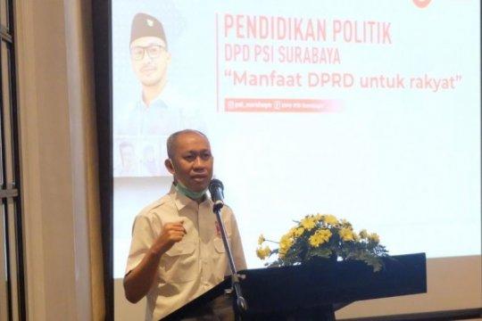 PSI yakin rakyat Surabaya lawan politik uang di Pilkada