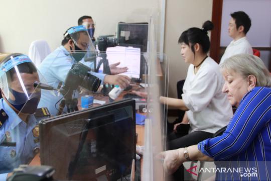 Ditjen Imigrasi mulai buka pelayanan calling visa bagi WNA tertentu