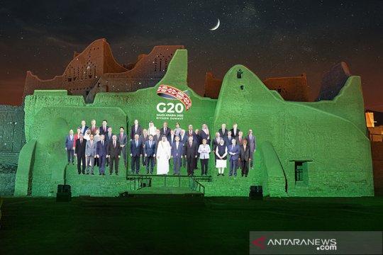 Pemimpin G20 janji danai distribusi vaksin COVID-19