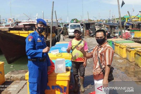 Satpolair imbau nelayan waspadai cuaca ekstrim di Bangka Barat