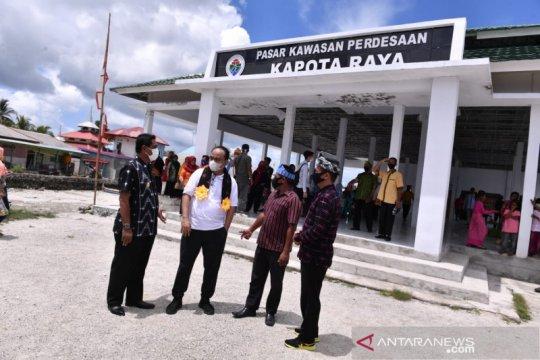 Bantuan pengembangan kawasan di Wakatobi ditinjau Wamendes PDTTT