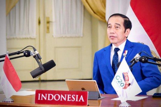 Presiden Jokowi ikuti rangkaian agenda hari kedua KTT G20