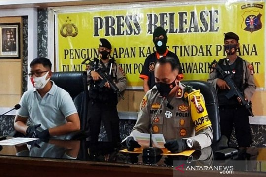 Pemodal  jadi tersangka kasus tertimbunnya penambang di Kobar