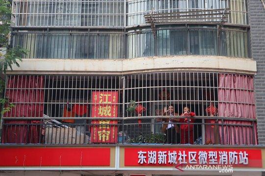 Di Wuhan ada kampung percontohan anti-COVID