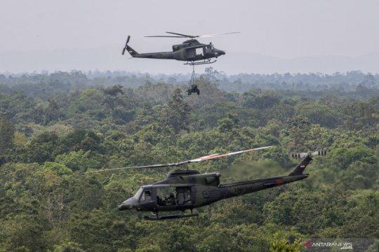 Tingkatkan profesionalisme tempur prajurit, TNI AD gelar Latancab 2020