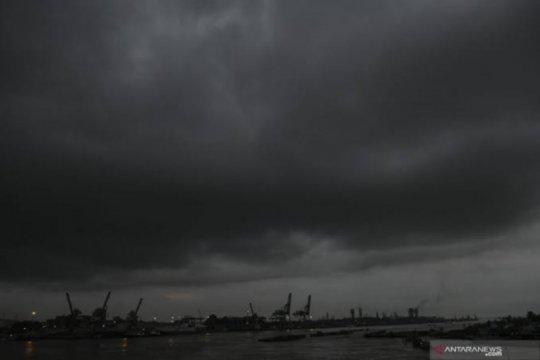 BMKG: Hujan di Sumut akibat sirkulasi siklonik Samudera Hindia