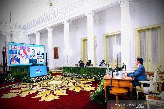 Presiden dorong akses vaksin COVID-19 bagi semua negara